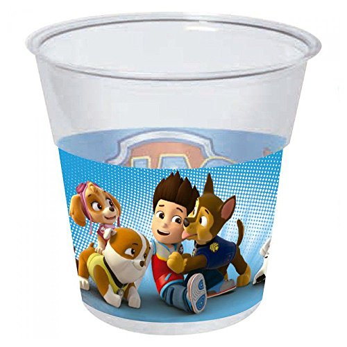 Nickelodeon Lot de 8 navires Canino Patrouille Paw Patrol