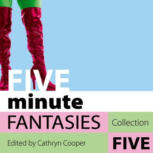 Five Minute Fantasies audiobook cover art
