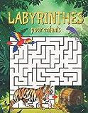 Labyrinthes pour Enfants: Livre Labyrinthes avec 40 Puzzles Labyrinthes Éducatifs et Amusants Pour les Enfants de Plus de 5 Ans