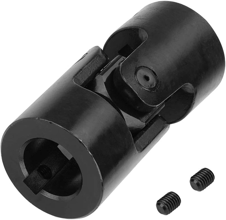 Universalgelenk,Universal Joint Joint Joint Wellenkupplung Motoranschluss DIY Lenkung Universalgelenk mit 2 Schrauben, 30  49  108mm,aus hochwertigem Metall,sehr langlebig B07PQLJY4T | Sale Outlet  a93c12