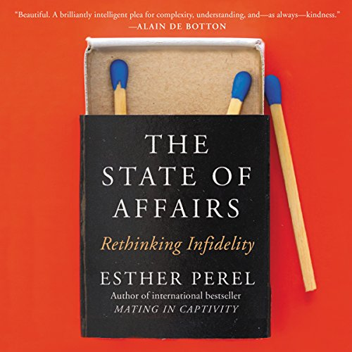 The State of Affairs audiobook cover art