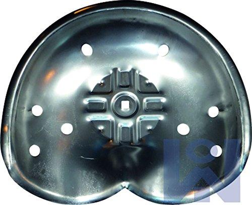 Traktorsitz aus Stahlblech, Alt, Massey Ferguson, 420x340mm