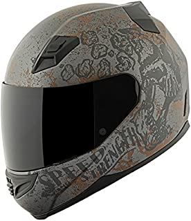 Speed and Strength SS1200 RUST/REDEMPT MT BLK LG