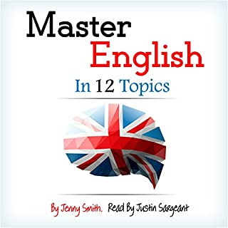 Master English in 12 Topics Titelbild