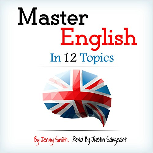 Master English in 12 Topics audiobook cover art