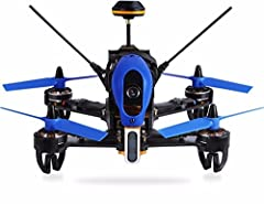 F210 3D Edition Flip in 3D Aerobatic Mode Optimized receiver RX Response 5ms 4 times fasterin speed Optimized flight controller parameter adjustable by phone Optimized OSD (Update lock/unlock, lower battery indicate, horizon line, signal received ala...