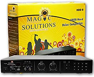 Magic Solutions HDD8 Hard Drive Karaoke Player