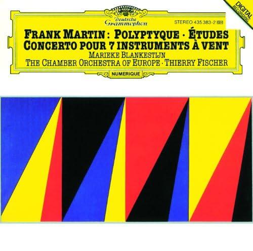 マリエッテ・ブランケンステイン, ヨーロッパ室内管弦楽団 & ティエリー・フィッシャー
