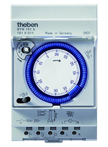 Preisvergleich Produktbild Theben 1510011 SYN 151 H