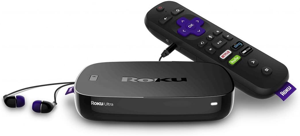 Al sold out. Roku Memphis Mall Ultra 4K HDR HD streaming with Enhanced vo remote player