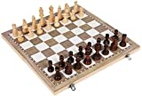 Watch-HLH Ajedrez para Tablero Harry Potter Viaje Conjunto de ajedrez, ajedrez Conjunto de ajedrez de Viaje 3 en 1 cheques de ajedrez. LPRE (Color, Size : 44x44cm)