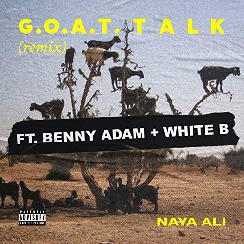 NAYA ALI feat. Benny Adam & White-B