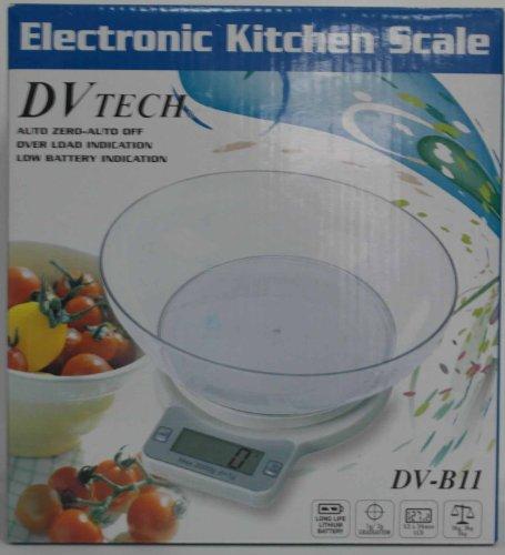 Báscula de cocina DVB-11