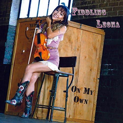 Fiddling Leona