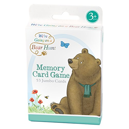 Paul Lamond 6715We Are Going on a Bear Hunt Memory Card Game