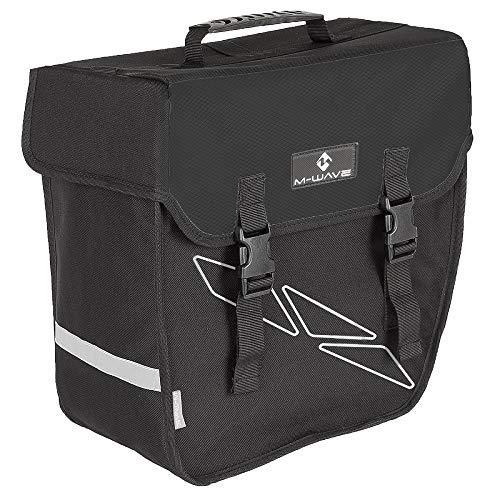 M-Wave Einertasche Fahrrad Seitentasche Einzeltasche (Rechts)