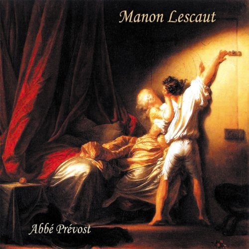 Manon Lescaut audiobook cover art