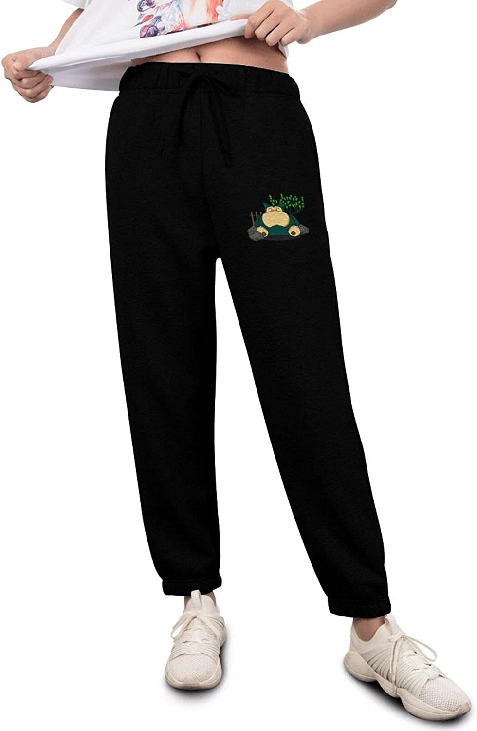 Hiacpy Snorlax Ladies Sweatpants Max 50% OFF Ranking TOP6 Trousers wit Jogger