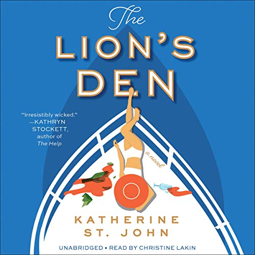 The Lion's Den audiobook cover art