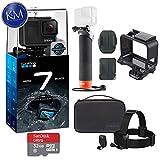 GoPro Hero 7 (Black) Action Camera with GoPro Adventure Kit Essential Bundle