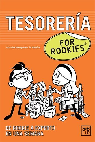 Tesorer¨ªa For Rookies: Cash flow management for Rookies 1st edition by Parra, Jes¨²s (2014) Paperback