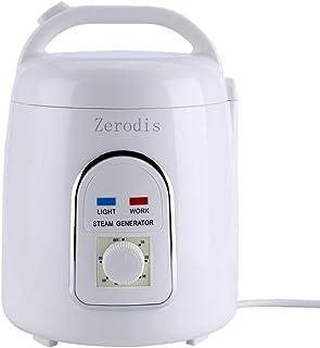 Zerodis bastu ångkokare ångbastu ångmaskin Hudvård 22V 1,8L hus bärbar (22V)