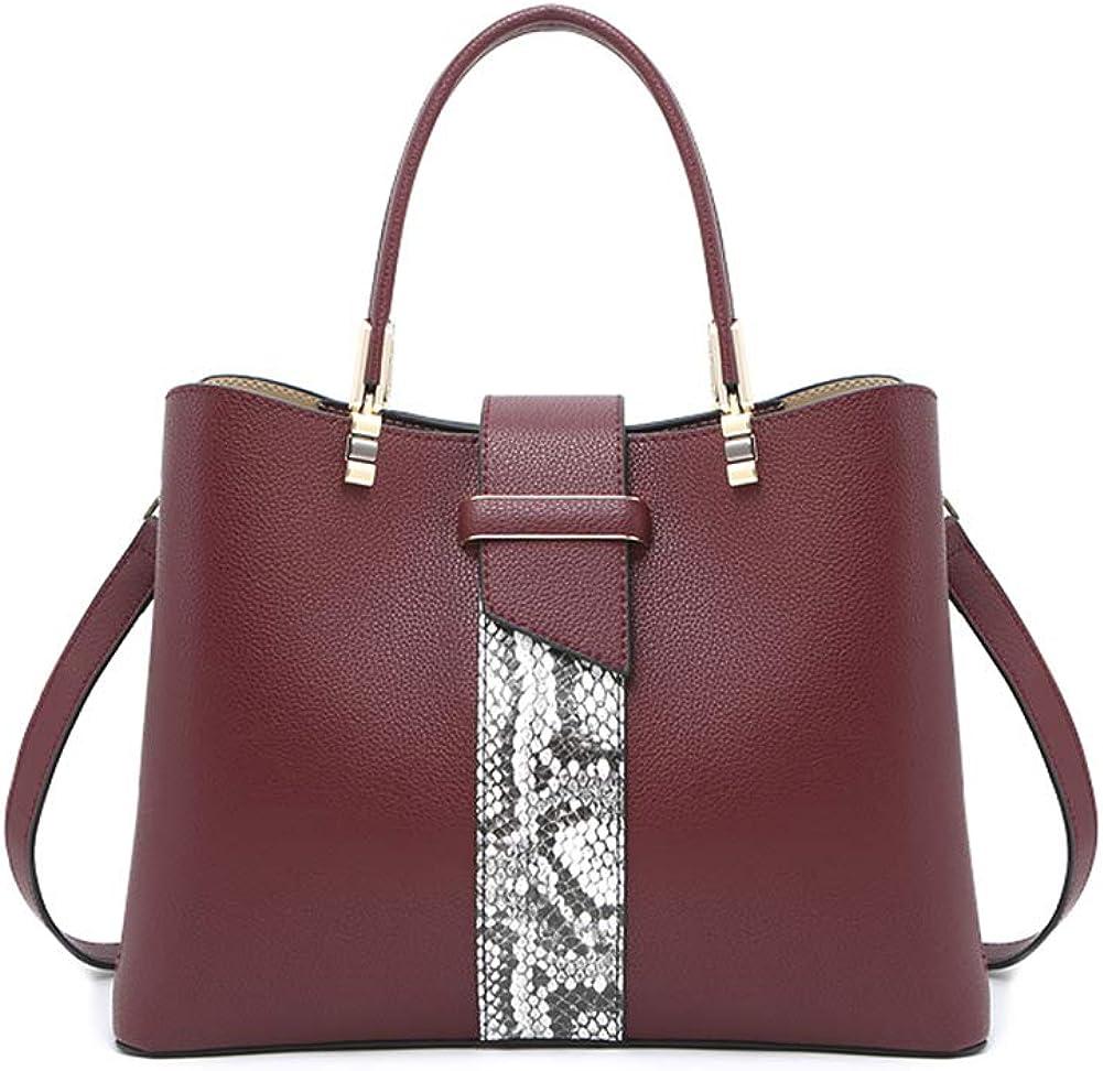 Ainifeel Women's Genuine Leather Top Ranking TOP18 Handbags Shoulder Handle Max 40% OFF Ba