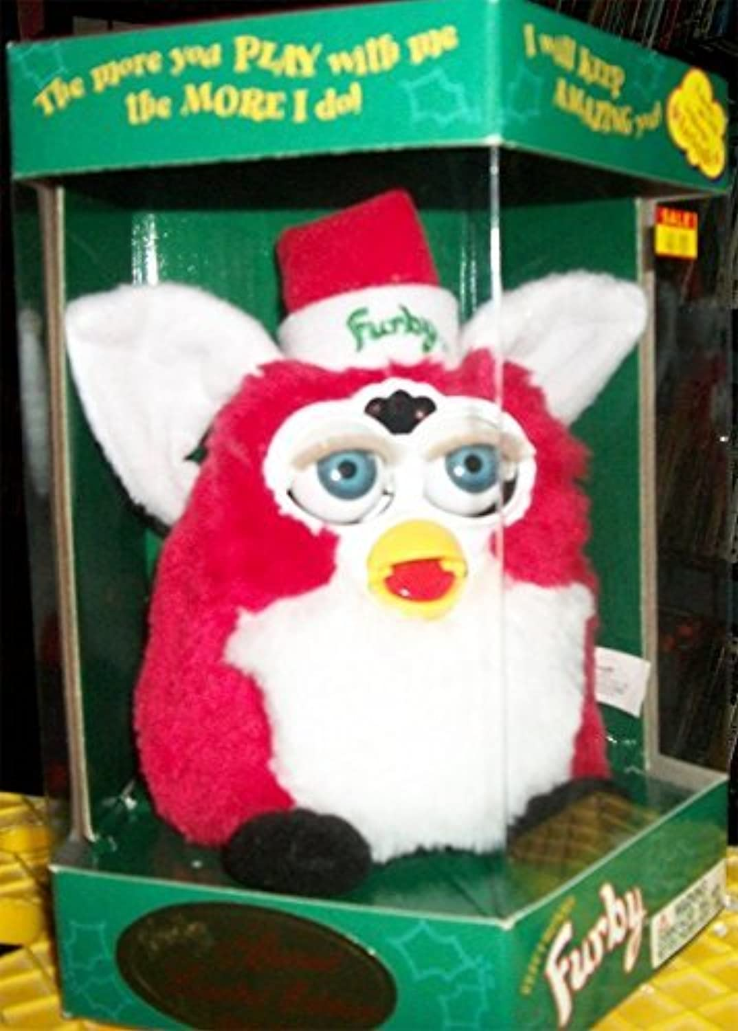 Special Limited Edition Christmas Furby by Furby