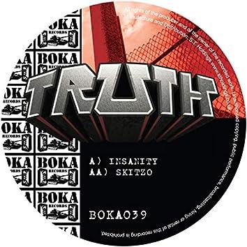 Insanity / Skitzo - Single