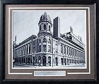"Philadelphia Connie Mack Stadium/Shibe Park 16"" x 20"" Framed Baseball Photo"