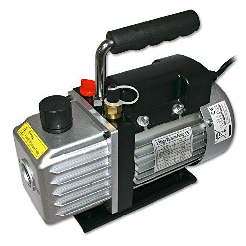 Pompe à dépression - Pompe à vide 30l - 1cfm / 10Pa