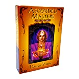 HEHEERHUO La destinazione Classica della divinazione Card-Maestri Ascesi Oracle Cards (omaggi, tovaglie tarocchi e deposito Borse)