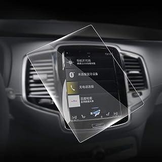 RUIYA Protector de pantalla de vidrio templado para 2016-2017 Volvo S90 V90 Cross Country Sensus sistema de navegaci/ón,Crystal Clear HD pel/ícula protectora 8,7 Pulgadas