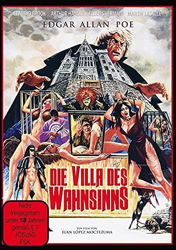 Die Villa des Wahnsinns - Limited Edition