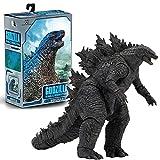 agzhu Godzilla 2019 King of Monster Dinosaurier 18cm Actionfigur Kopf bis Schwanz Spielzeug Modell Dekoration Geschenk