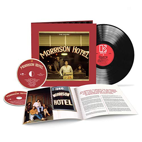 Morrison Hotel (50th Anniversary Deluxe Edition) [Vinyl LP]