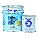 Best Pool Paints - Olympic Zeron Epoxy Pool Coating Gallon - Bikini Review