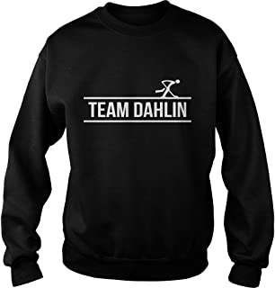 Ice Hockey Team Dahlin Sweater Unisex, Gifts Hockey Lovers