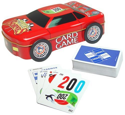 Winning Moves Games Mille Bornes Tin