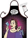 Unbekannt Hausfrauen Kochschürze Motiv Shopping Queen Schürze : Schatz! Kann später Werden … -...