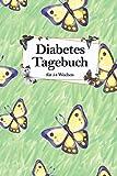 Diabetes Tagebuch für 54 Wochen: DIN A5 Blutzucker Tagebuch für Diabetiker, mit Medikamenten Plan...
