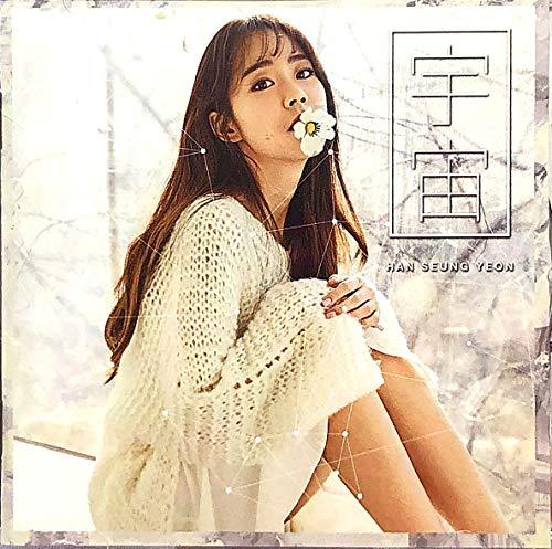 ハン・スンヨン 宇宙 TYPE B CD KARA Han Seungyeon 宇宙くん 特典無し