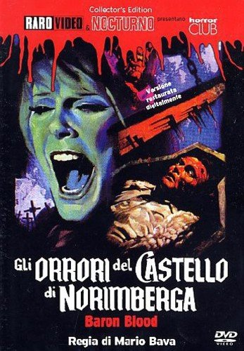 Gli orrori del castello di Norimberga [IT Import]