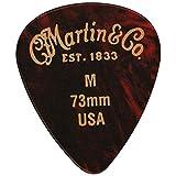MARTIN TearDrop Medium 0.73 ピック ティアドロップ型 ミディアム 12枚セット