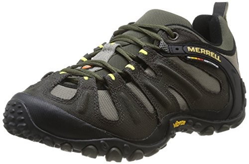 Merrell Men's Chameleon Slam II Walking Shoe, Orange - 11 D(M) US
