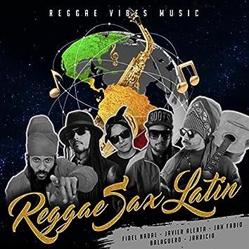 Reggae Sax Latin (Remastered)