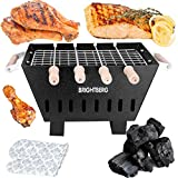 Charcoal Grills Review and Comparison
