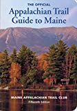 Appalachian Trail Maine Book and Map Set