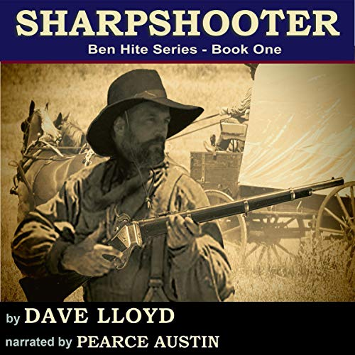Sharpshooter Audiobook By Dave Lloyd cover art