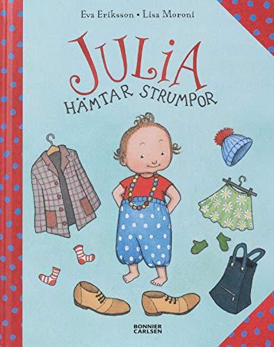 Julia hämtar strumpor: 1